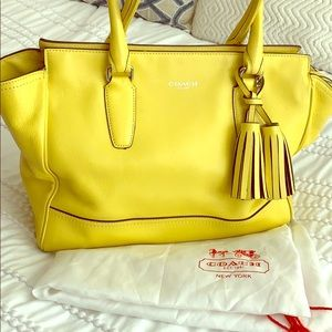Candace Coach handbag